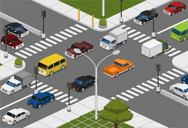 The most dangerous intersections