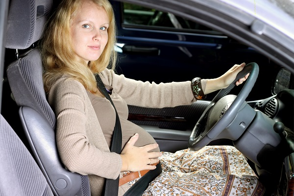 Wearing a Seatbelt During Pregnancy